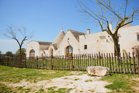 Masseria Signora, bed & breakfast