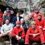 Grotta del Brigante, gruppo speleologico